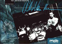 Paiste Alex Van Halen Cymbal